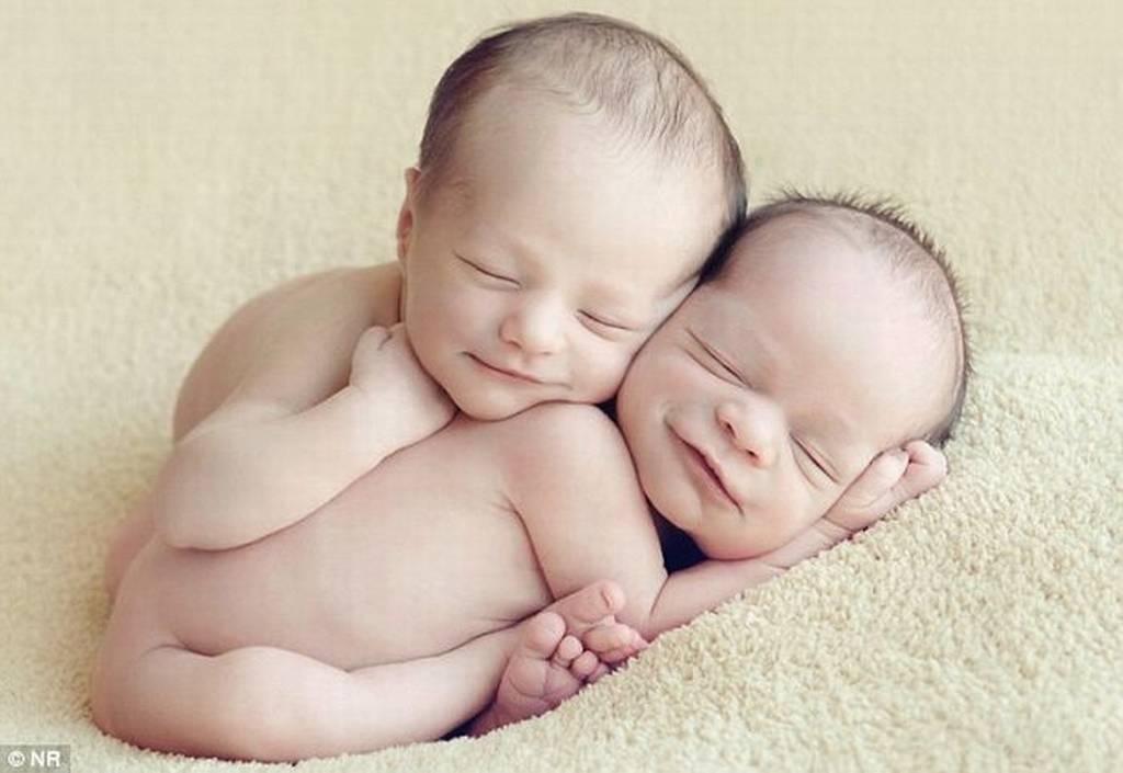 Спящие младенцы