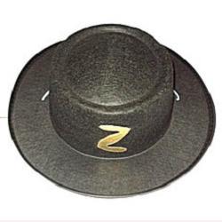 Как сделать шляпу зорро своими руками из