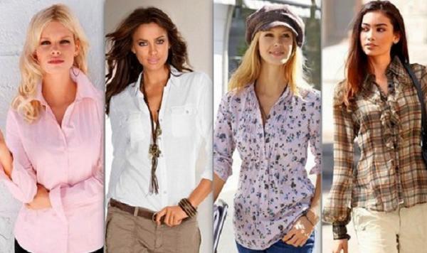 Самые Модные Блузки