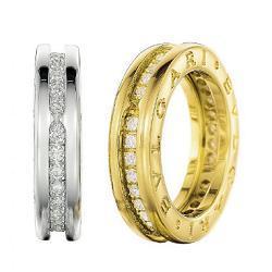 bvlgari свадебные кольца фото
