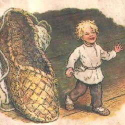 Мальчик с пальчик фото