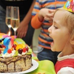 день рождения ребенка фото
