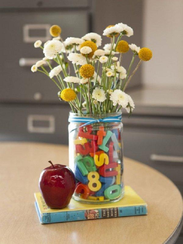 Сувениры для цветов своими руками