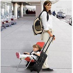 в путешествие с малышом
