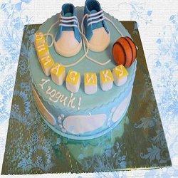 торт для мальчика фото