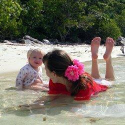 на Самуи с ребенком фото