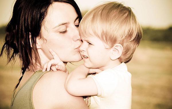 зависимость ребенка и матери