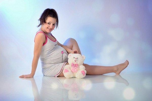 фотосессия с беременной