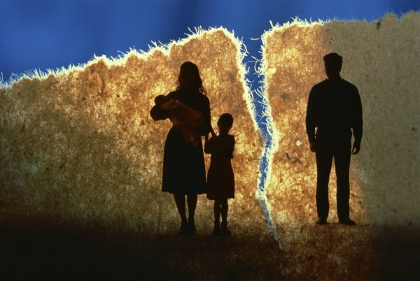 развод и ребенок
