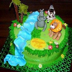 детский торт фото