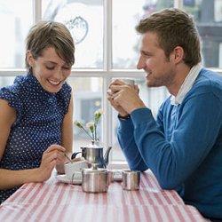 свидание в ресторане фото