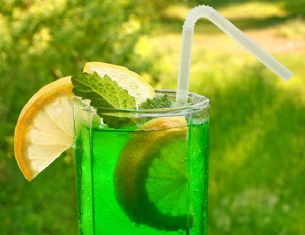 Лимонад из пряностей