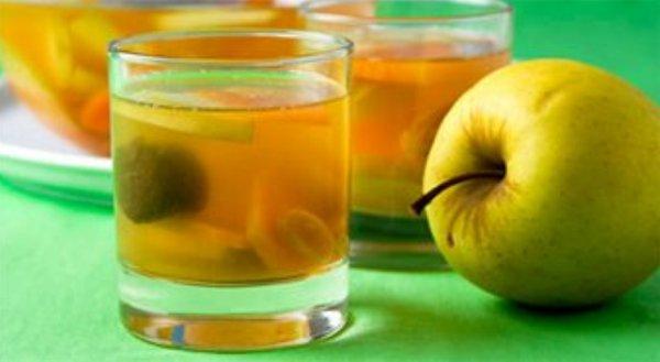 Лимонад из яблок