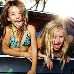 поездка с детьми фото