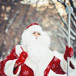 Дед Мороз фото
