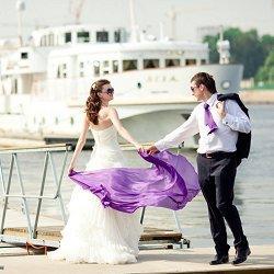 теплоход для свадьбы фото