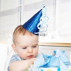День рождения ребёнка фото