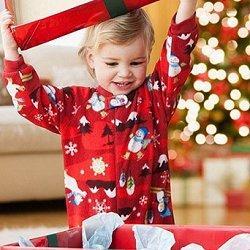 детский подарок на Новый год фото
