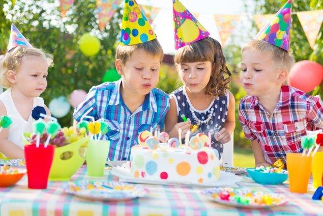 Организация детских праздников в СПб