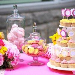 сладкий стол фото