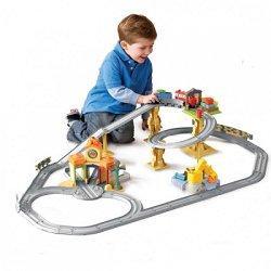 железная дорога для детей фото