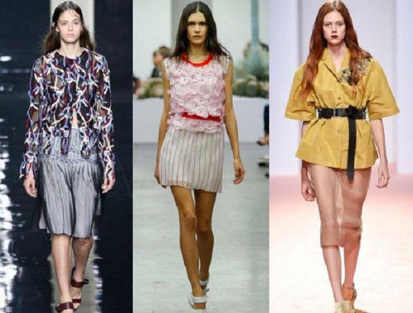 модные женские блузки фото