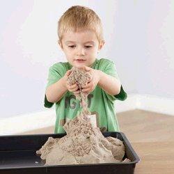 кинетический песок фото