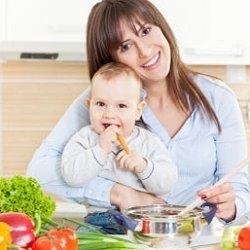 кормящая мама фото